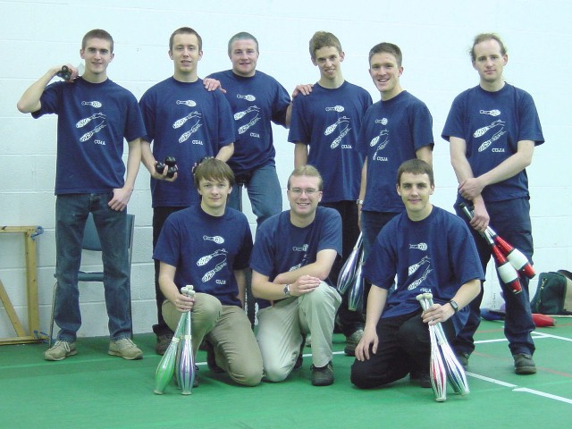 The Cambridge 2002 Team