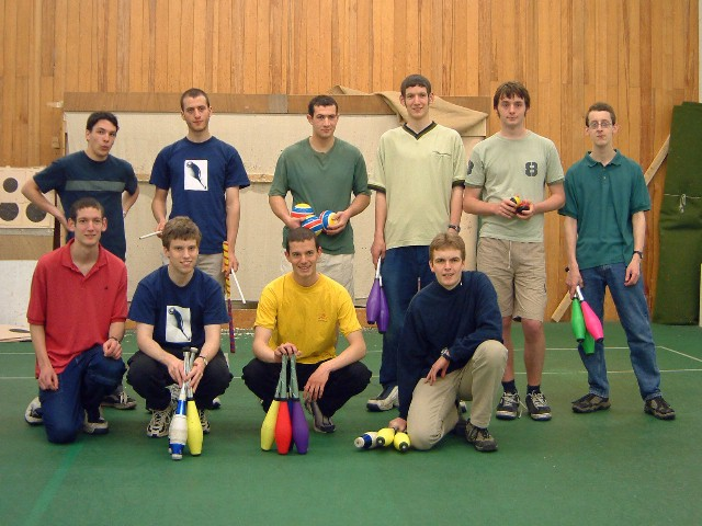The Oxford 2002 Team